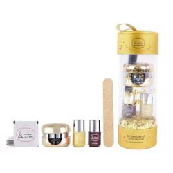 Manicure Kit, Limited Edition Gold
