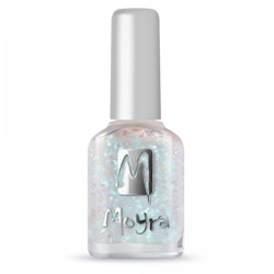 Mermaid Topcoat, Moyra Gel Look neglelak