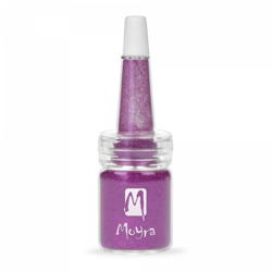 Glitter Powder in Bottle nr. 14, Moyra