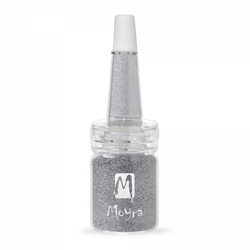 Glitter Powder in Bottle nr. 7, Moyra