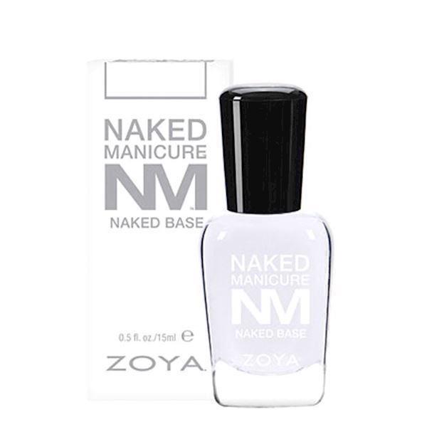 Basecoat, Naked Manicure