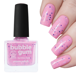 BUBBLE GUM, Picture Polish