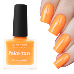 FAKE TAN, Classic, Picture Polish