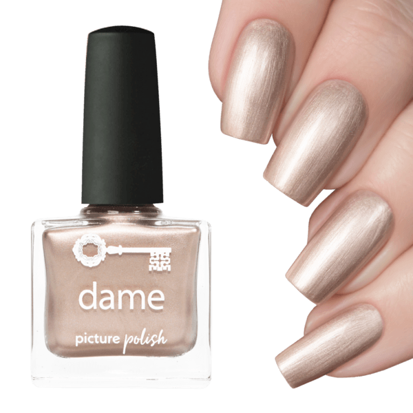 DAME, VINTAGE, Picture Polish