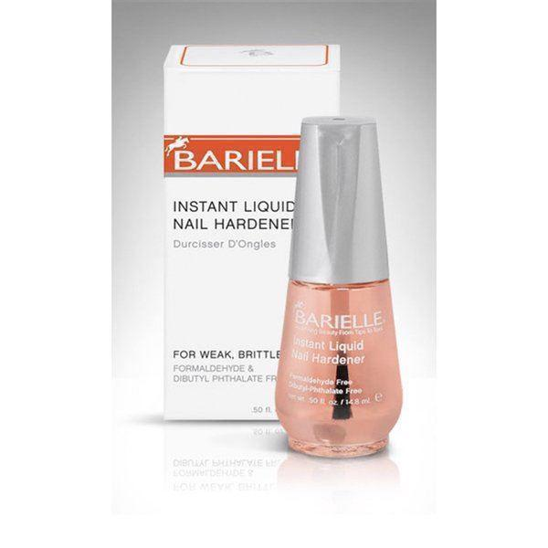 Instant liquid Nail Hardener 14,8 ml, Barielle