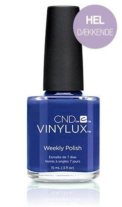 Blue Eyeshadow CND Vinylux New Wave