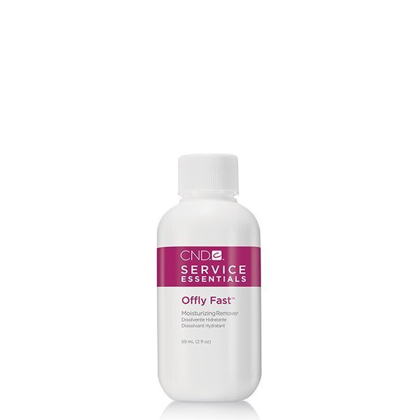 Image of   CND Offly Fast / Nourishing Remover 59 ml