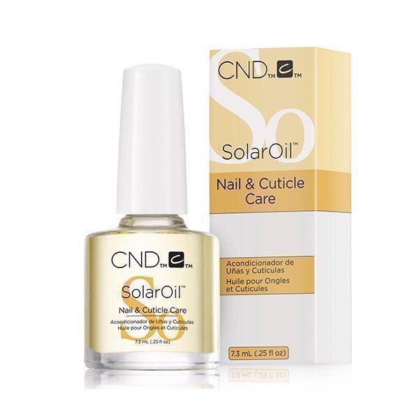 CND SolarOil 7,3 ml  - 2 stk 149,-