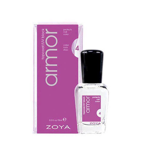 Image of   Armor Top Coat, ZOYA