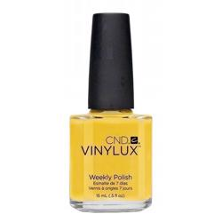 Bicycle Yellow CND Vinylux Paradise Collection