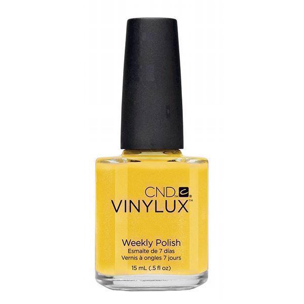 Image of   104 Bicycle Yellow, CND Vinylux, Paradise Collection