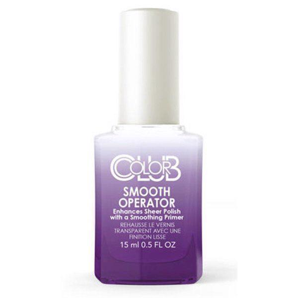 Image of   Smooth Operator Basecoat, Color Club Perfect Series (u)