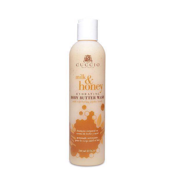 Image of Hand & Body Wash Mælk & Honning 240 ml, Cuccio