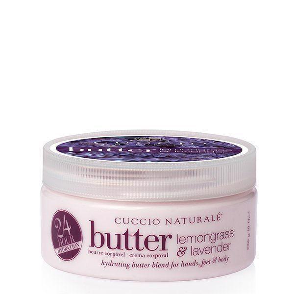 Image of Body Butter Lavendel & Citrongræs 226 gr, Cuccio