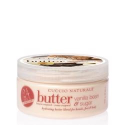Body Butter Vanilla & Sugar 226 gr Cuccio