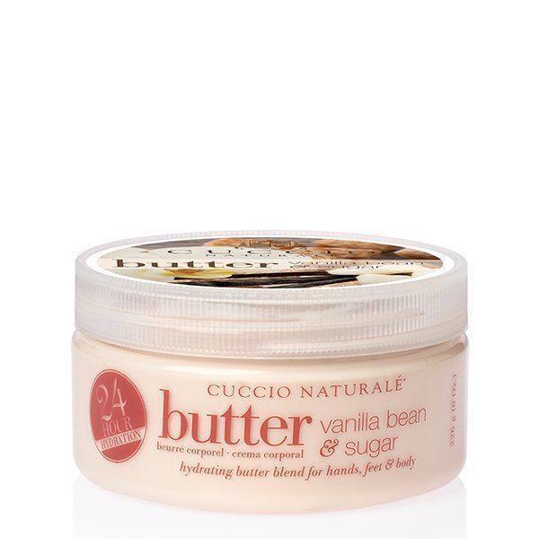 Image of Body Butter Vanilla & Sugar 226 gr, Cuccio