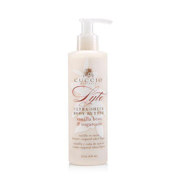 Lotion Vanilla & Sugar 237 ml, Cuccio