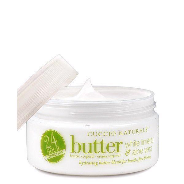 Image of Body Butter Hvid Lime & Aloe Vera 226 gr, Cuccio