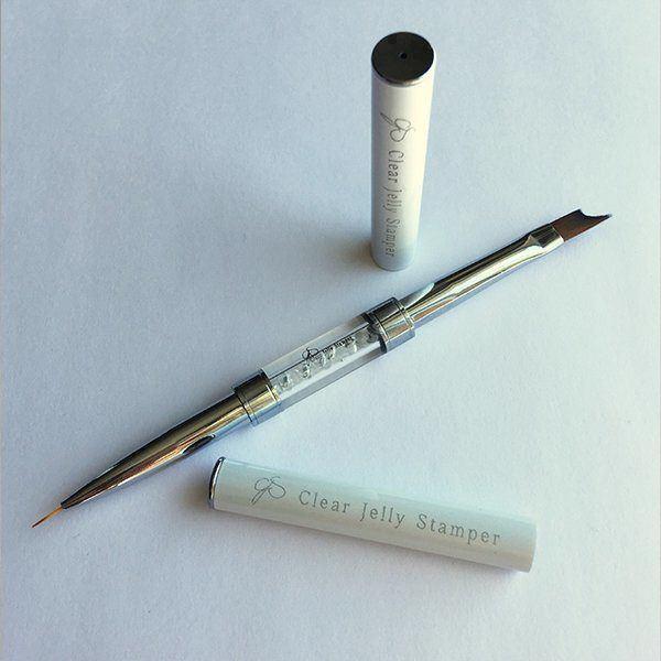 Image of   Fransk Manicure pensel