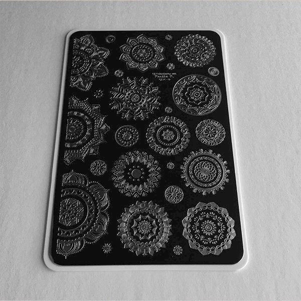 Image of   Manishas Mandalas (CjSLC-19) - Stampingplade