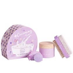 Cocooning Time Spa Pedicure Set, Le Mini Macaron