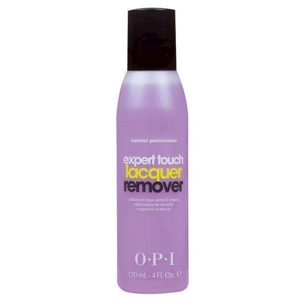 Image of Expert Touch Lacquer Remover 120 ml, OPI