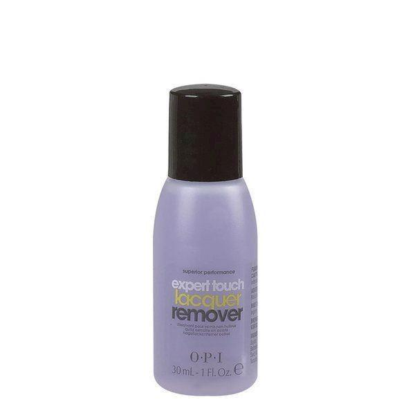 Expert Touch Lacquer Remover 30 ml, OPI
