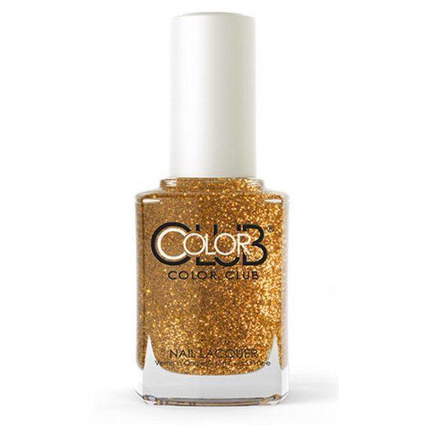 Image of Gold Glitter, Color Club