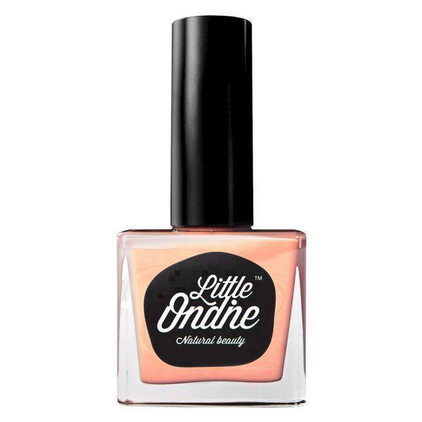 Image of   Peach crumble, Little Ondine
