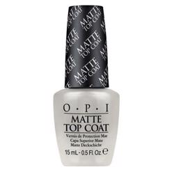 Matte Top Coat, OPI