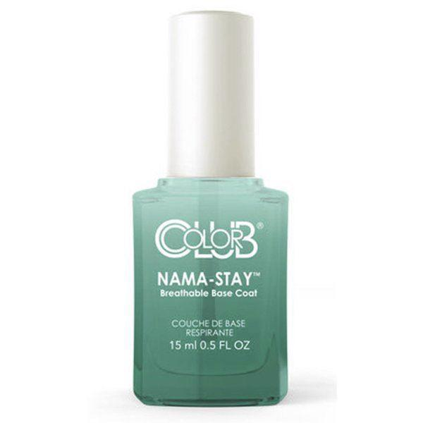Image of   Nama-Stay Breathable Basecoat, Color Club Peaceful Series