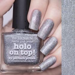 HOLO ON TOP! Top/Base Picture Polish