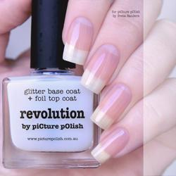 REVOLUTION Top/Base Picture Polish