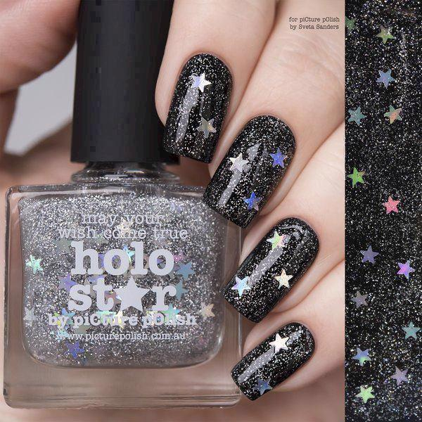Image of   HOLO STAR, Special Edition, Picture Polish