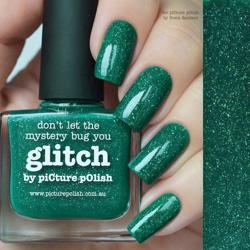 GLITCH Opulence Picture Polish