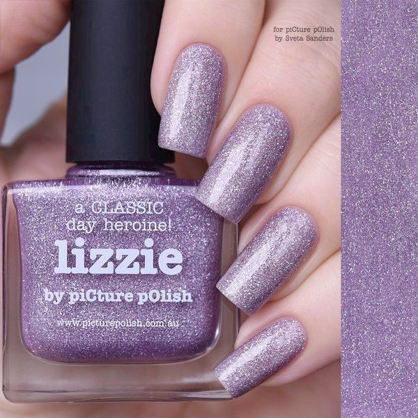 Image of   LIZZIE, Opulence, Picture Polish