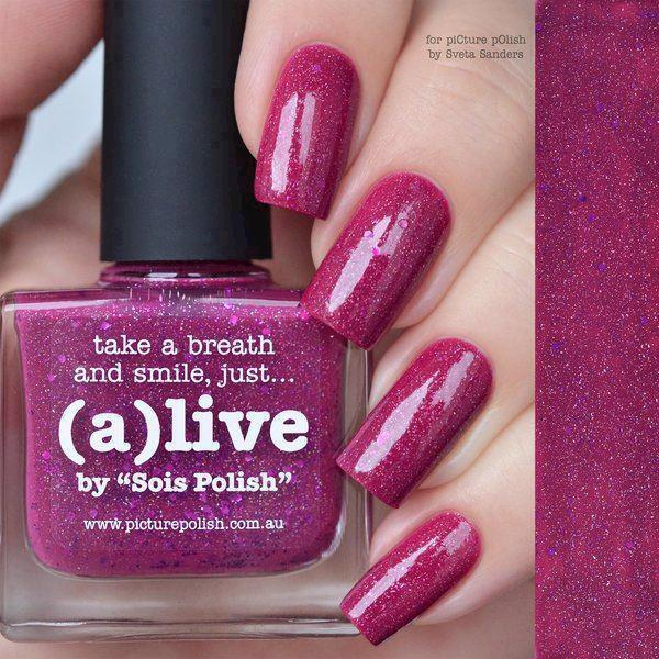 Image of   (A)LIVE, Collaboration, Picture Polish