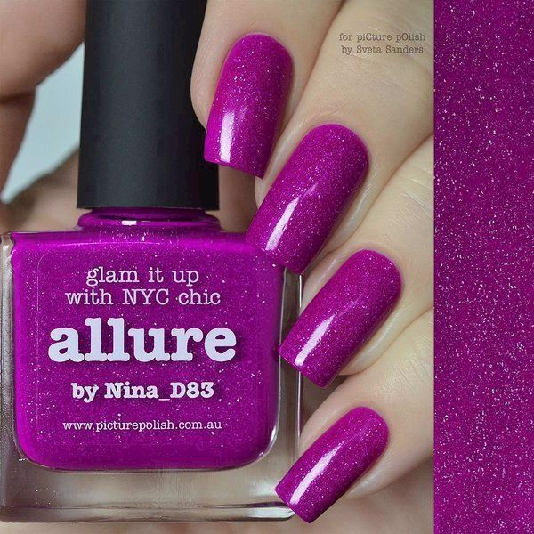 Image of   ALLURE, Collaboration, Picture Polish