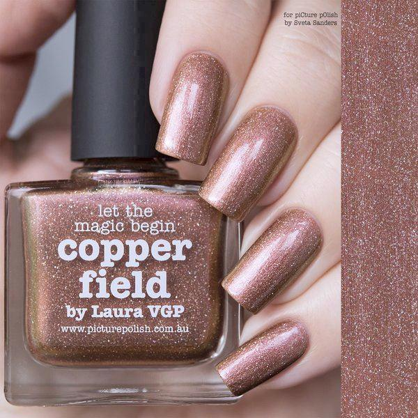 Image of   COPPER FIELD, Collaboration, Picture Polish
