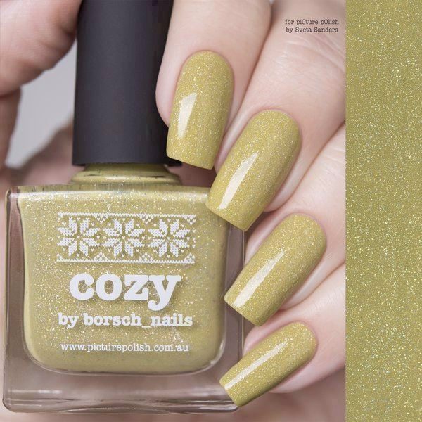Image of   COZY, Collaboration, Picture Polish