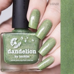DANDELION Collaboration Picture Polish