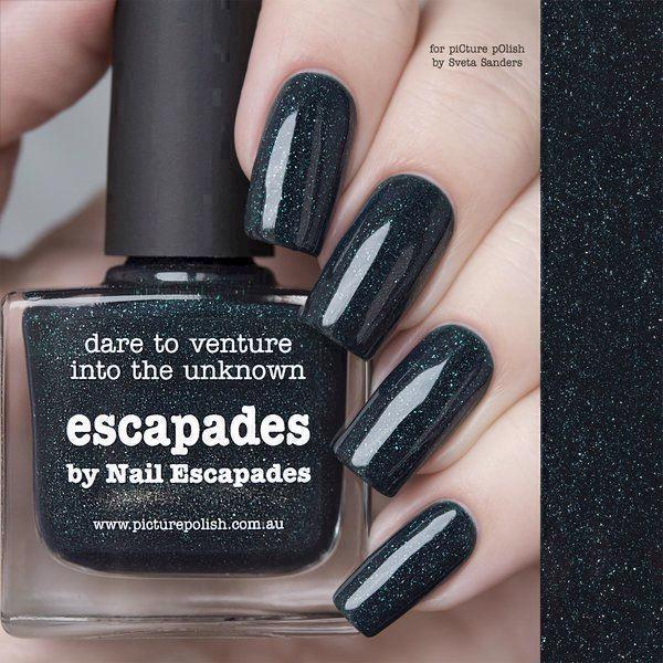 Image of   ESCAPADES, Collaboration, Picture Polish