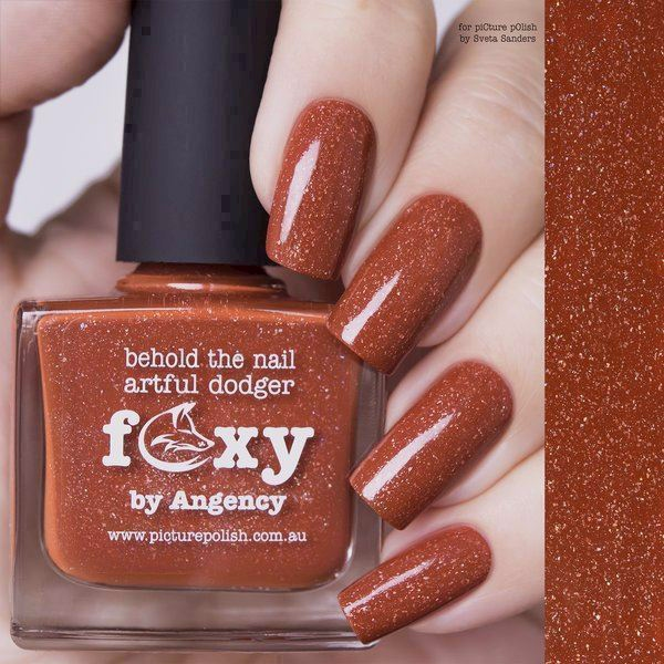 Image of   FOXY, Collaboration, Picture Polish
