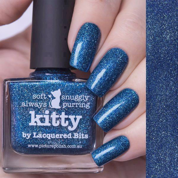Image of   KITTY, Collaboration, Picture Polish