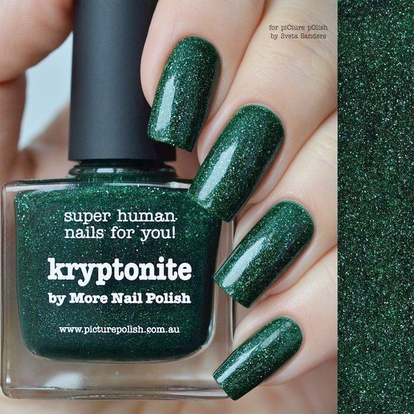 Image of   KRYPTONITE, Collaboration, Picture Polish