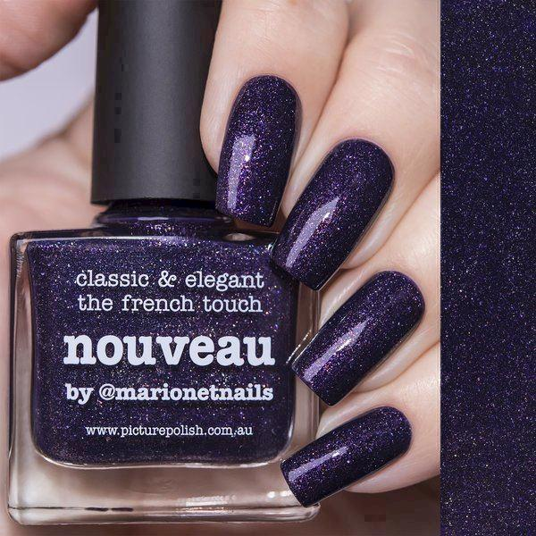 NOUVEAU Collaboration Picture Polish