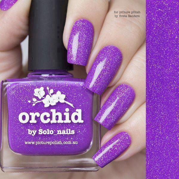Image of   ORCHID, Collaboration, Picture Polish