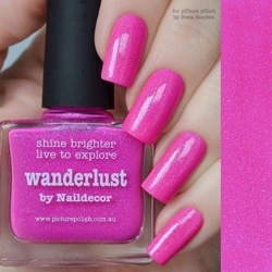 WANDERLUST Collaboration Picture Polish