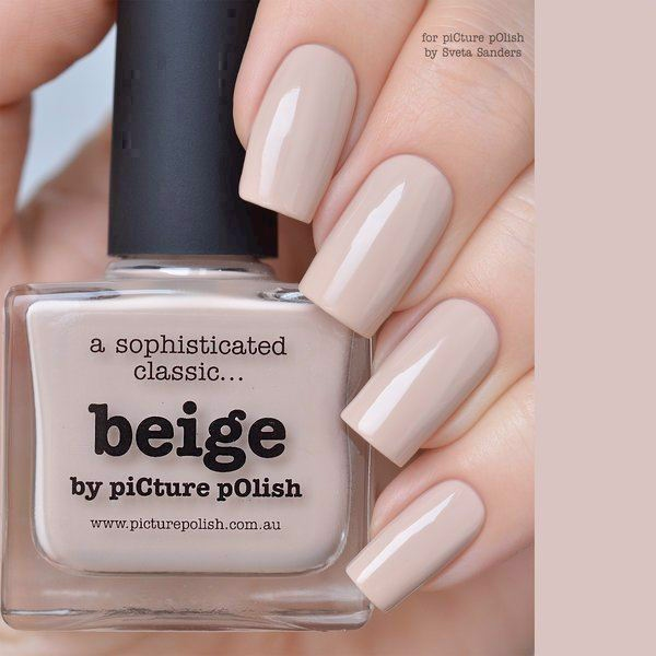 Image of BEIGE, Classic, Picture Polish