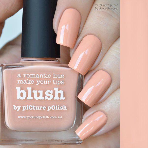 Image of   BLUSH , Classic, Picture Polish